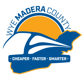 WYE Madera County Train logo